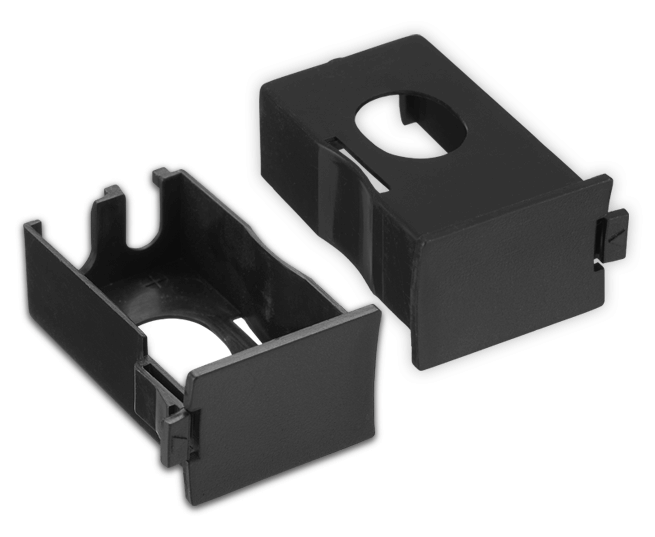 RK-BH100G - Battery Holder For Curved Faceplate Battery Box